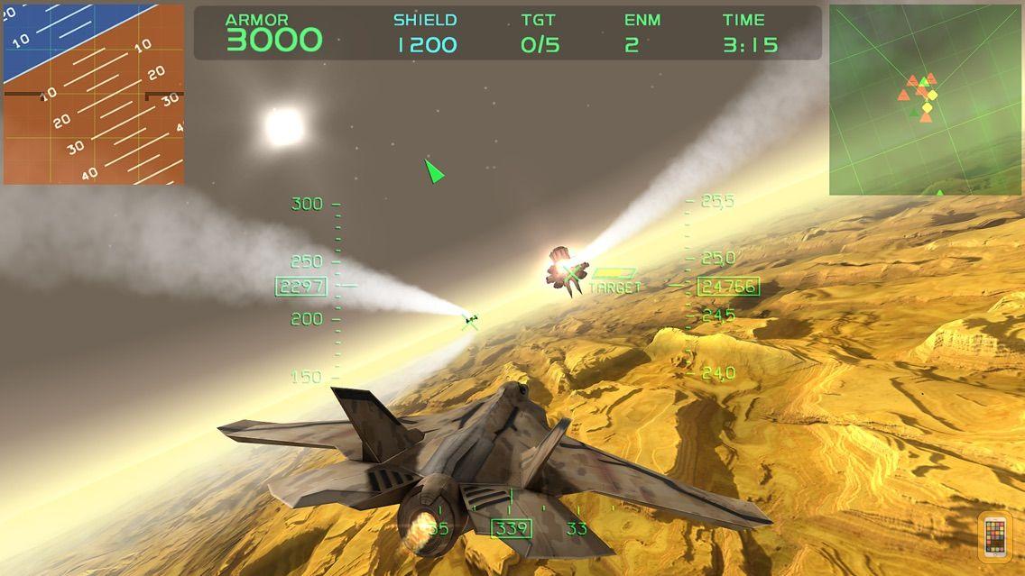 Screenshot - Fractal Combat X (FCX)