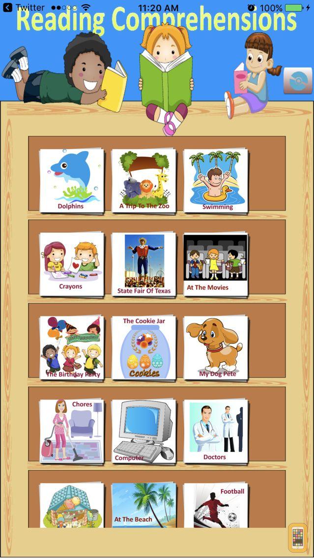 Screenshot - Super Reader - Grade 1 & 2