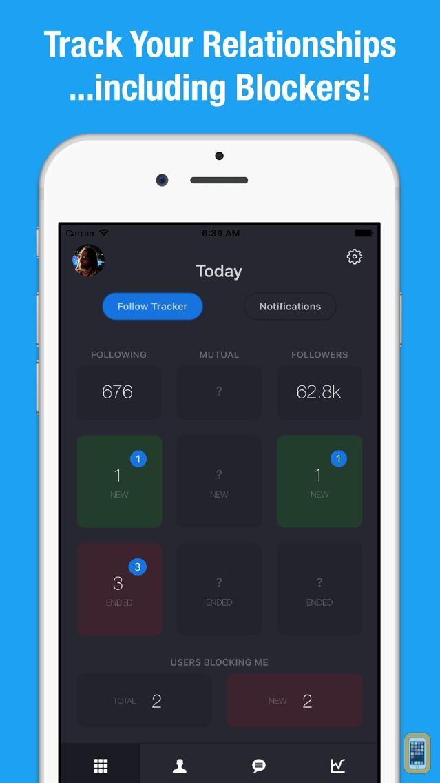 Screenshot - Friend Check, Follow Tracker for Twitter,Instagram