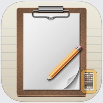 Meeting Notepad by Nathan Peles (iPad)