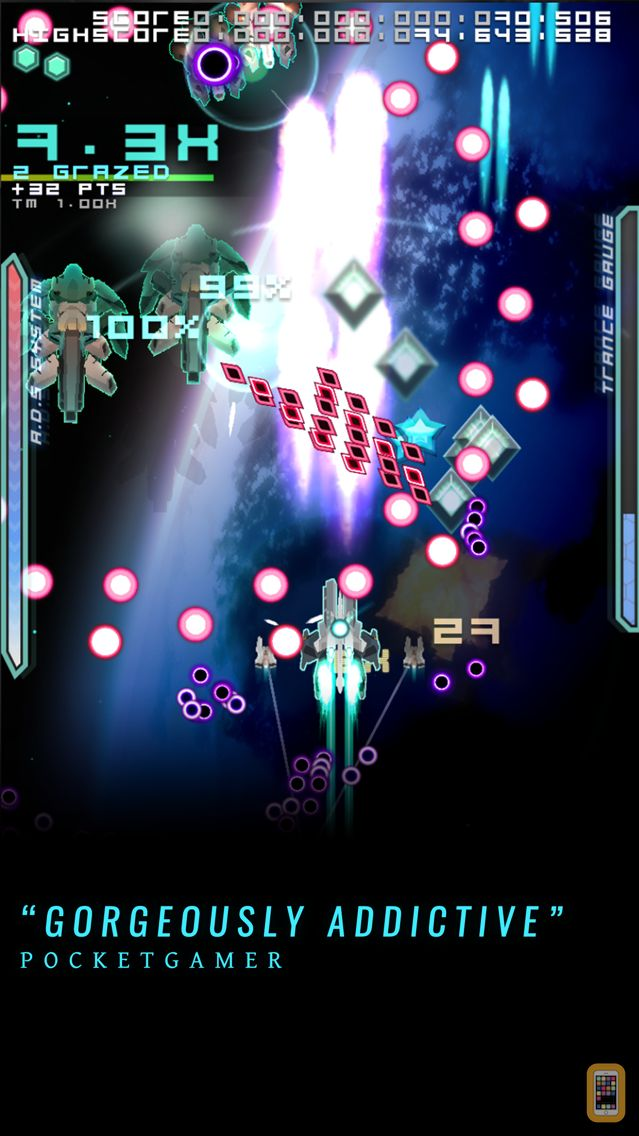 Screenshot - Danmaku Unlimited 2 - Bullet Hell Shmup