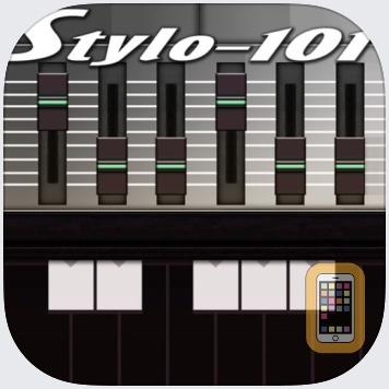 Stylo-101 (Stylophone+SH-101) by Rob Wilmot (Universal)