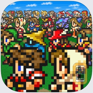 FINAL FANTASY ALL THE BRAVEST by SQUARE ENIX (Universal)