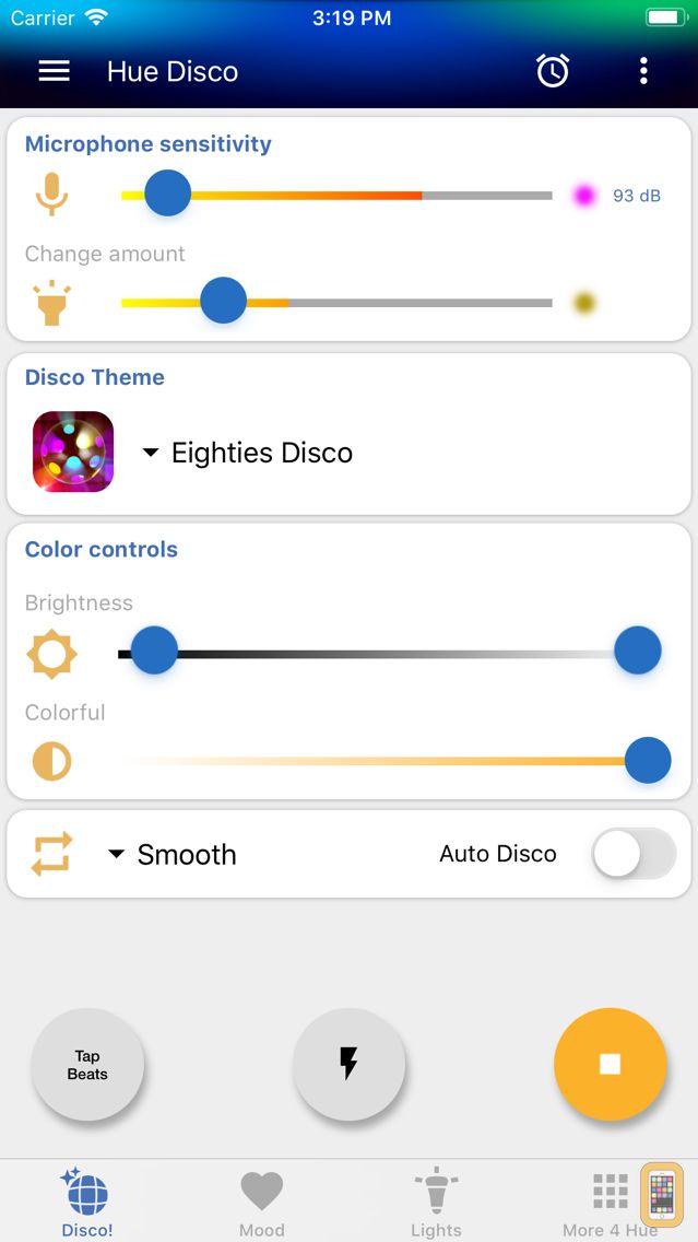 Screenshot - Hue Disco
