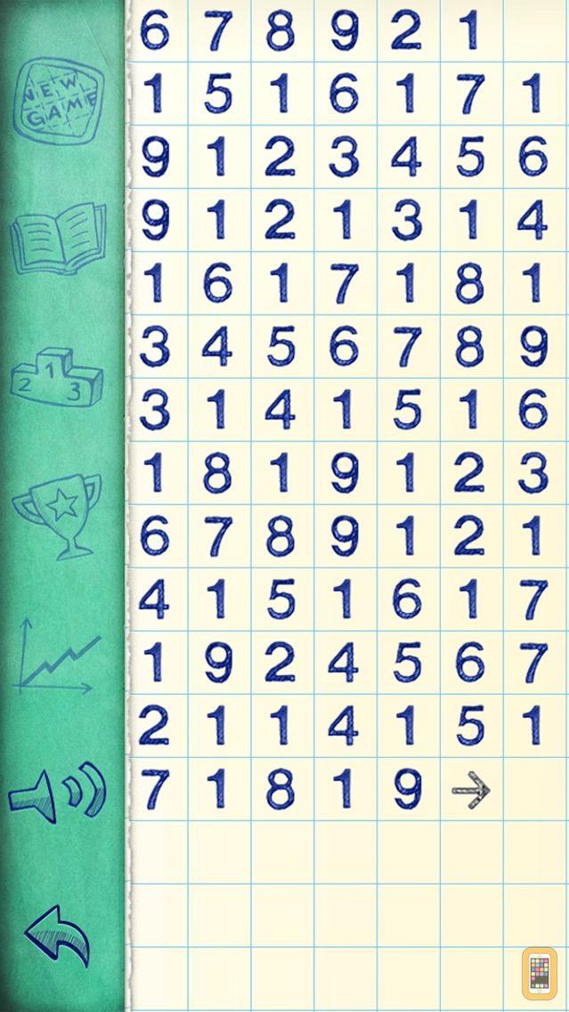 Screenshot - Numberama 2