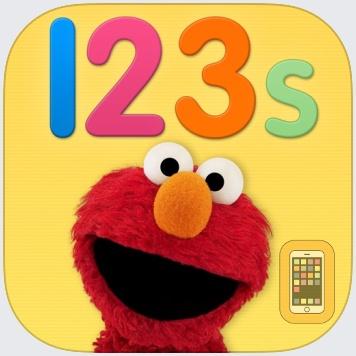 Elmo Loves 123s by Sesame Street (Universal)