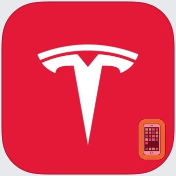 Tesla by Tesla, Inc. (iPhone)