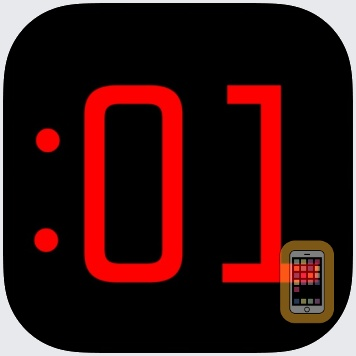 Countdown: The Big Timer & Clock by BitBit Apps (Universal)