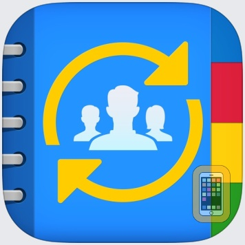 Contact Mover & Account Sync by Playa Apps (Universal)