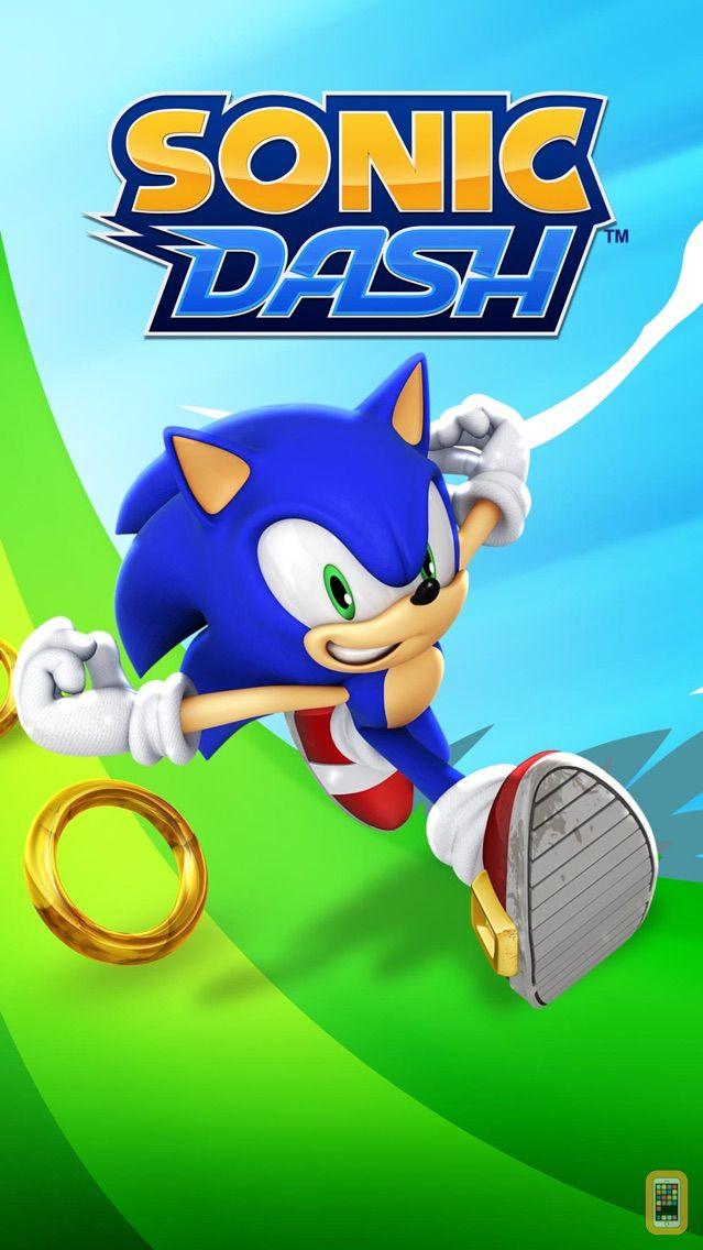 Screenshot - Sonic Dash