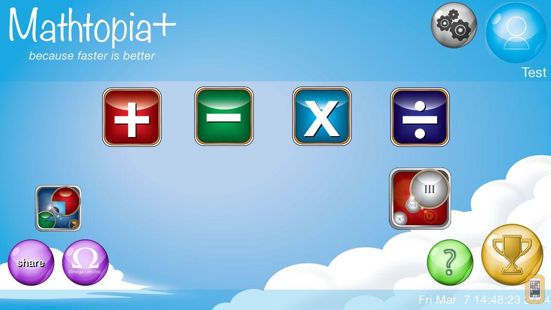Screenshot - Mathtopia+