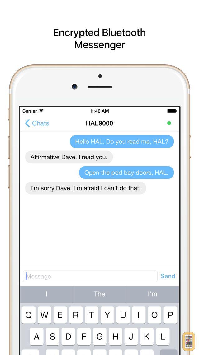 Screenshot - Air Chat