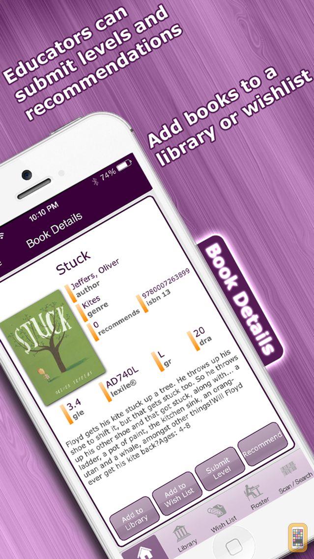 Screenshot - Level It Books
