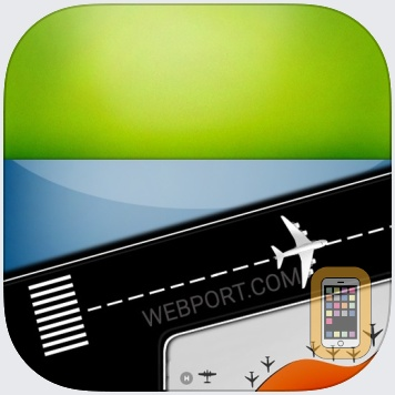 Airport Pro (All Airports) Flight Tracker by Webport (iPad)