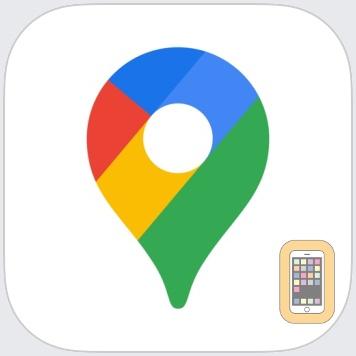 Google Maps - GPS Navigation by Google, Inc. (Universal)