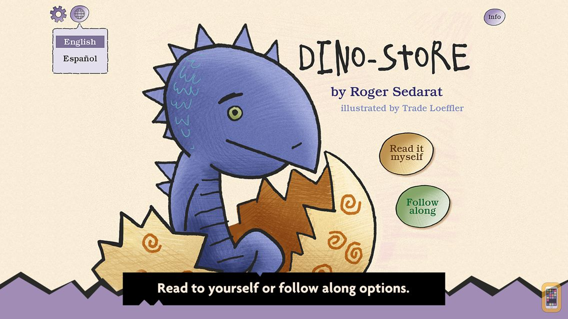 Screenshot - Dino-Store