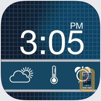 ClockIT-Alarm & Weather Clock by Creo (Universal)
