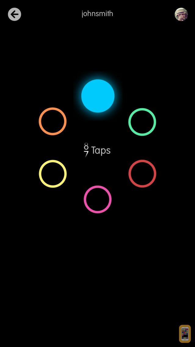 Screenshot - Circles Memory Game
