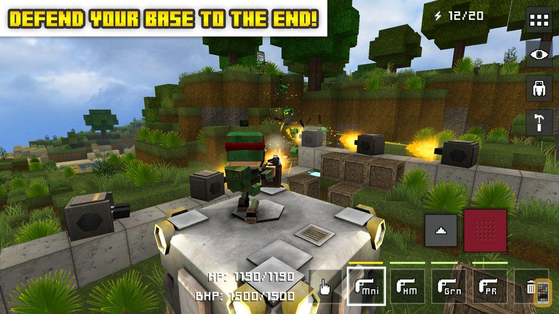 Screenshot - Block Fortress