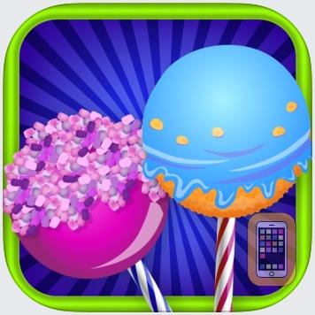 Cake Pop Maker - Bake, Decorate & Eat Cake Pops by Ninjafish Studios (Universal)