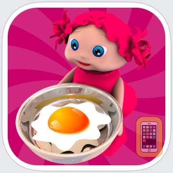 Toddlers Food Games-EduKitchen by Cubic Frog Apps (Universal)