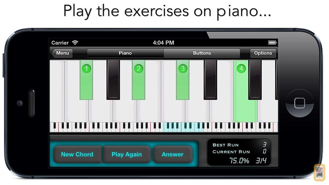Screenshot - goodEar Chords - Ear Training