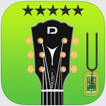 Acoustic Guitar Tuner Pro by Pedro Daniel Macalupu Cumpen (Universal)