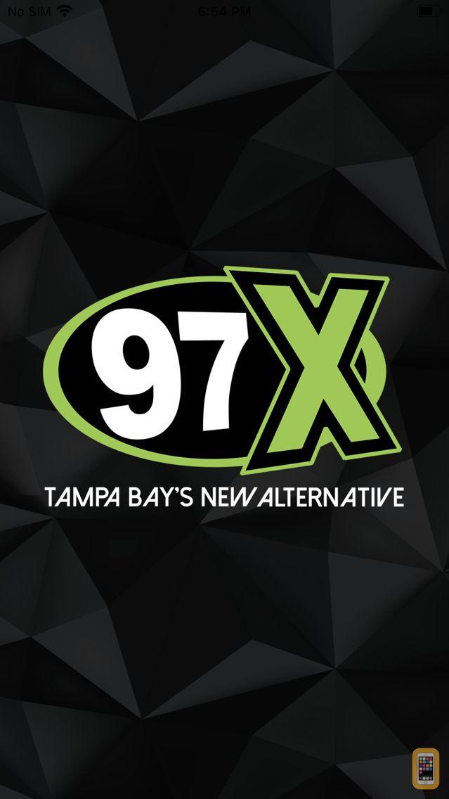 Screenshot - 97X Tampa Bays New Alternative
