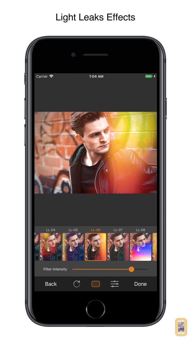 Screenshot - LightLeaker