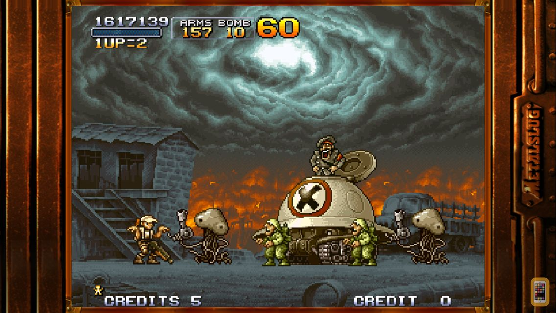 Screenshot - METAL SLUG 2