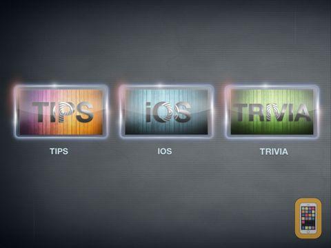 Screenshot - Tips & Tricks HD Free - Secrets for iPad: iOS 6 Edition