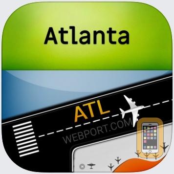 Atlanta Airport (ATL) Flight Tracker ATL Radar by Renji Mathew (Universal)