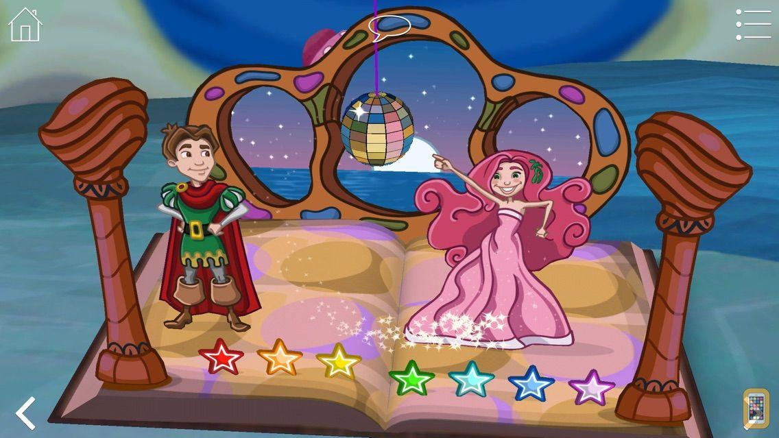 Screenshot - The Little Mermaid ~ 3D Interactive Pop-up Book