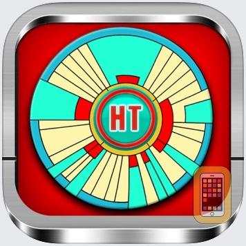 Health Test - The iridology app by Jaroszlav Zseleznov (Universal)