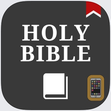 The Bible - Lite by WizApps (iPhone)