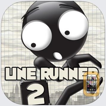 Line Runner 2 by Djinnworks GmbH (Universal)