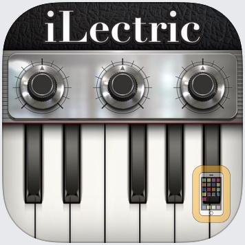 iLectric Piano for iPad by IK Multimedia (iPad)
