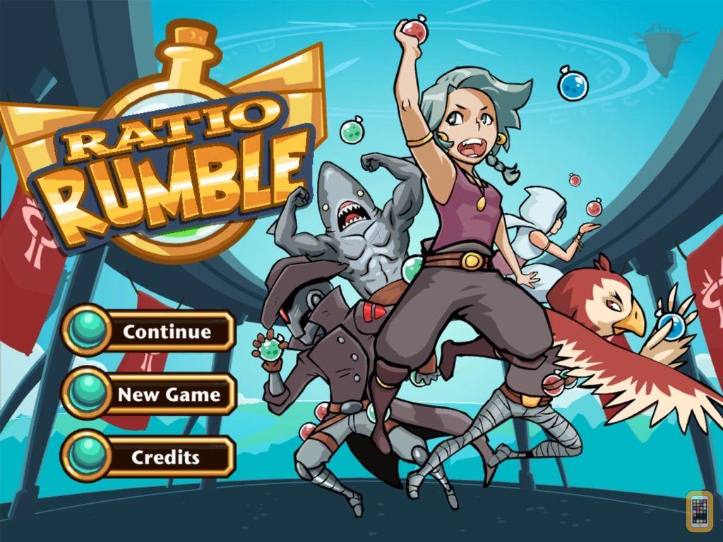 Screenshot - Ratio Rumble
