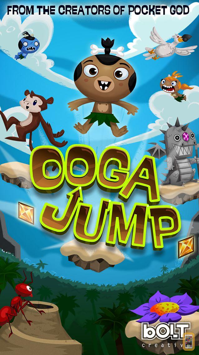 Screenshot - Pocket God: Ooga Jump