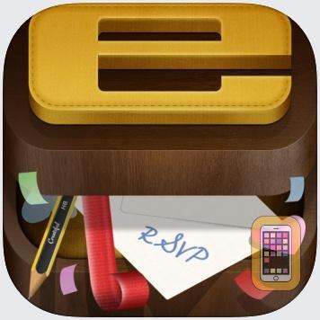 Event Planner for iPad by Createful Ltd (iPad)