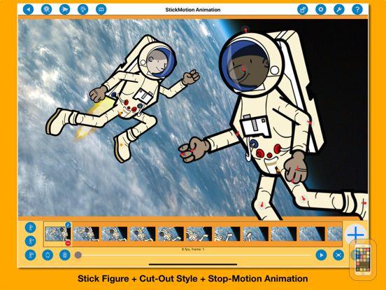 Screenshot - StickMotion Animation