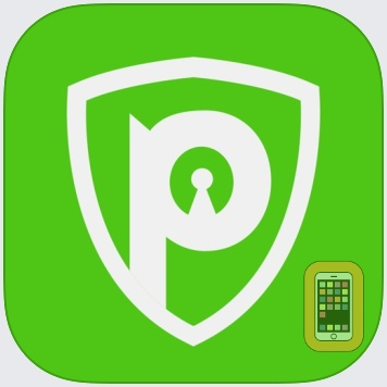 Best VPN for iPhone by PureVPN by PureVPN (Universal)