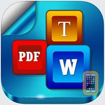 Document Writer for Microsoft Office - Word & PDF by Mindspeak Software (Universal)