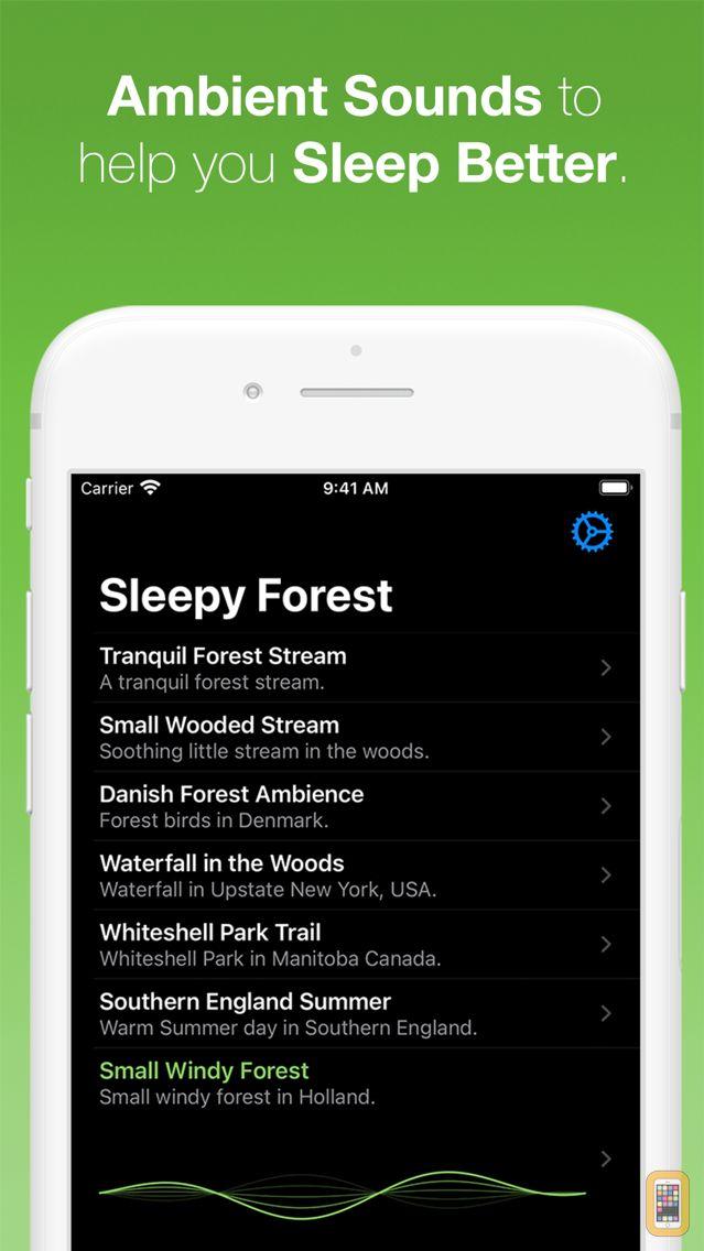 Screenshot - Ambient Sounds for Sleep