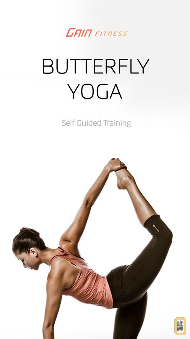 Screenshot - Butterfly Yoga & Pilates by Pattie Stafford