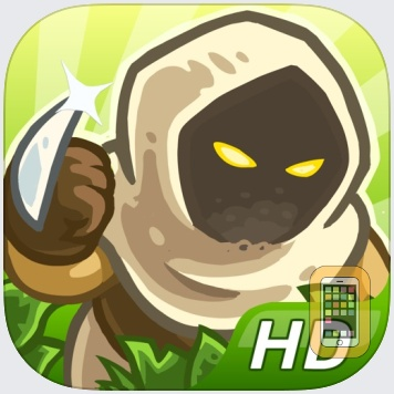 Kingdom Rush Frontiers HD by Ironhide S.A. (iPad)