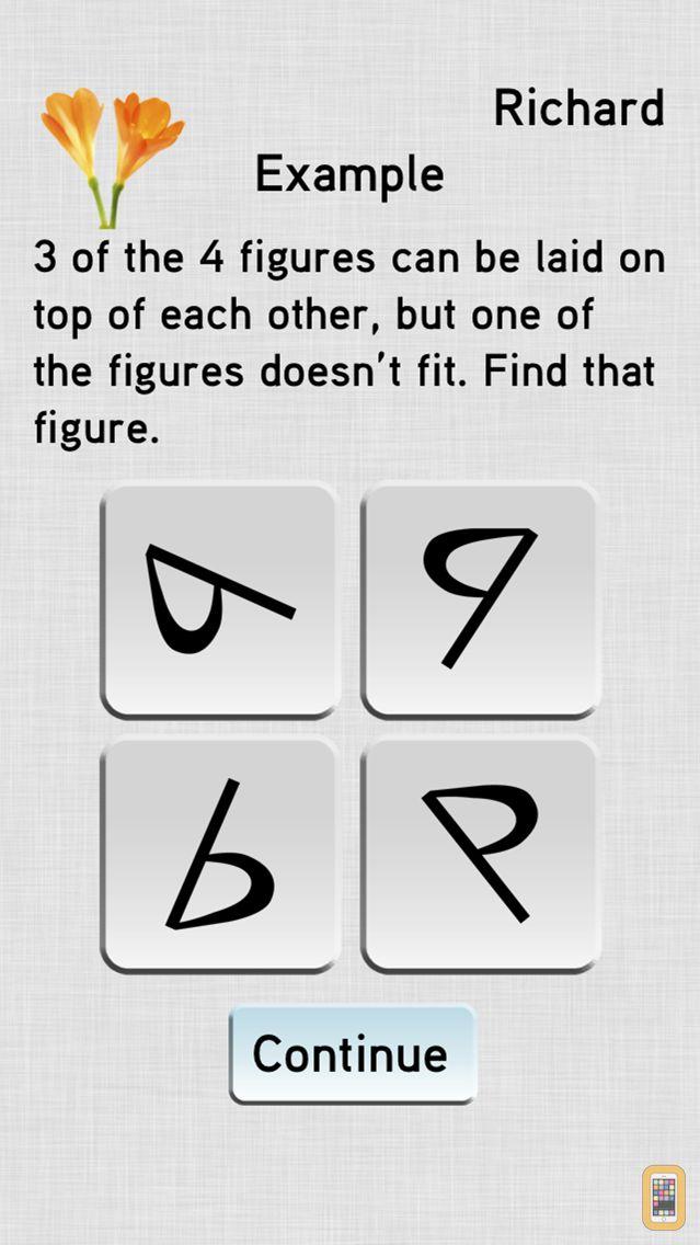 Screenshot - IQ Test Compact