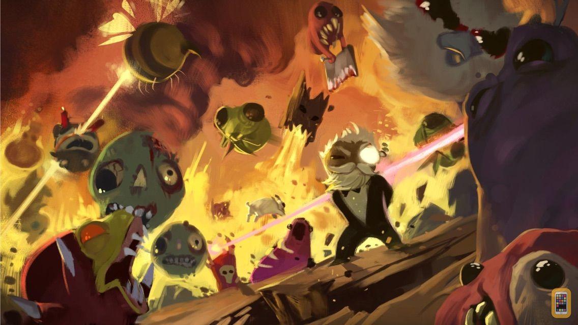 Screenshot - Towelfight 2: The Monocle of Destiny