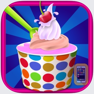 Frozen Yogurt Maker by Ninjafish Studios (Universal)