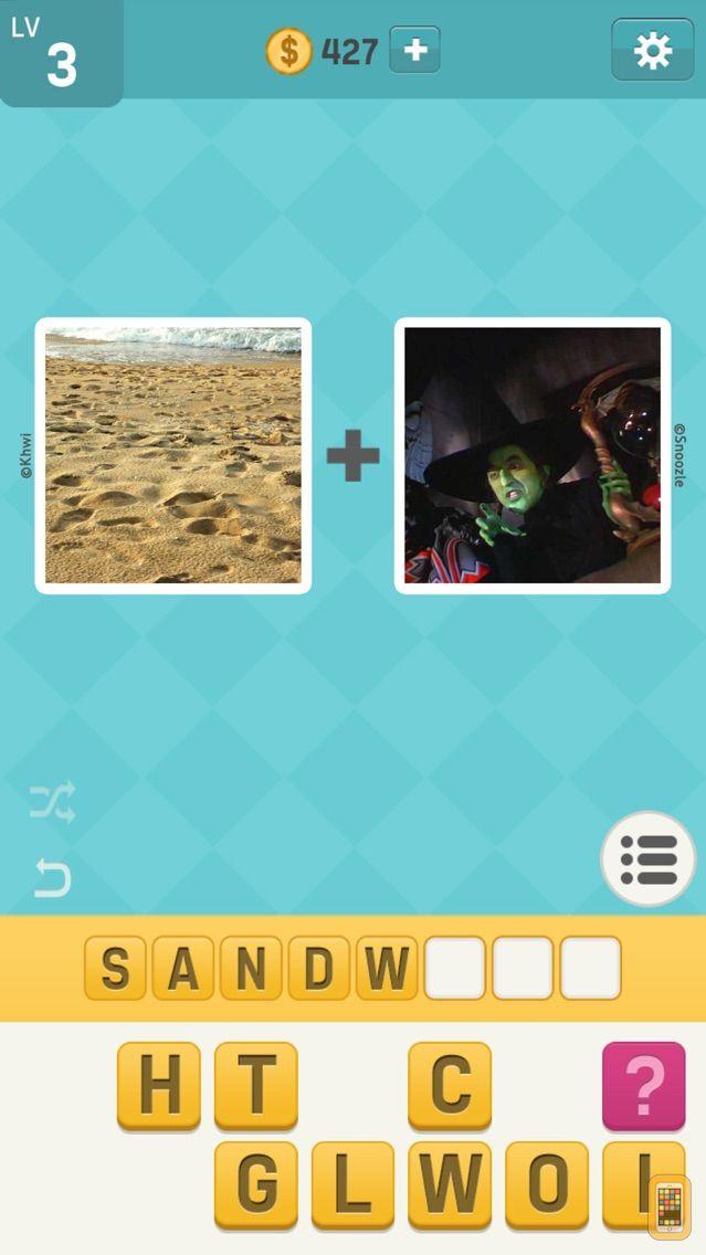 Screenshot - Pictoword: Fun Word Quiz Games